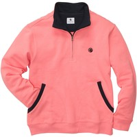 Thomas Pullover - Salmon | Southern Proper