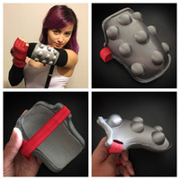 Tifa Lockheart Elbowpad - Final Fantasy Inspired Accessory