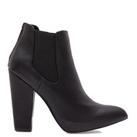 Eden Booties - Black