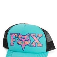 Fox Racing Image Trucker Hat for Women 13867-468