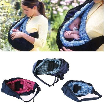 Comfort Baby Cradle Newborn Pouch Ring Sling Backpack Infant Carrier Wrap Bag Swaddle Carriers Kangaroo Suspenders