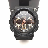 auguau G-Shock GA120-1A Rose Gold