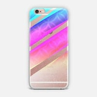 Rainbow Stripes iPhone Case