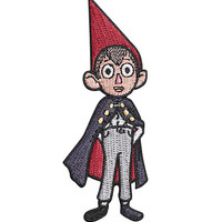 Over The Garden Wall Wirt Iron-On Patch