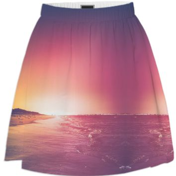 Summer - Summer skirt created by HappyMelvin | Print All Over Me