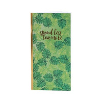 Tropical Leaves Budget Planner
