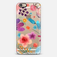 Spring Bouquet iPhone 6 case by Tracey Coon | Casetify