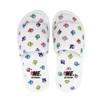 ME. x My Melody Terry Cloth Slides