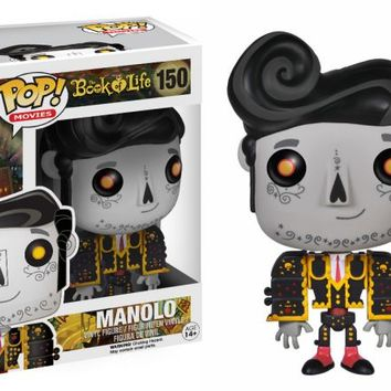 Kirin Hobby : POP! Movies Book of Life: Manolo Remembered Vinyl Figure by Funko 849803050115