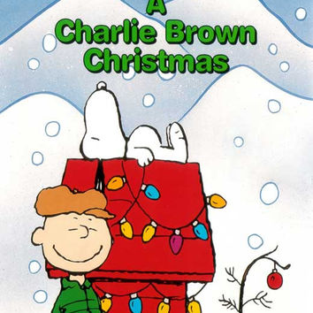 A Charlie Brown Christmas 11x17 Movie Poster (1965)