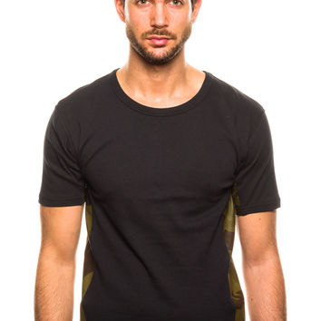 Mister Mr. Hide Black/Camo T-Shirt
