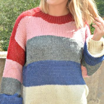 More Than Ever Sweater