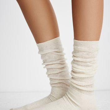 Free People Amber Scrunchy Sock