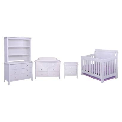 Simmons Madisson Nursery Furniture From Target