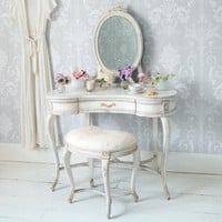 Delphine Shabby Chic Dressing Table