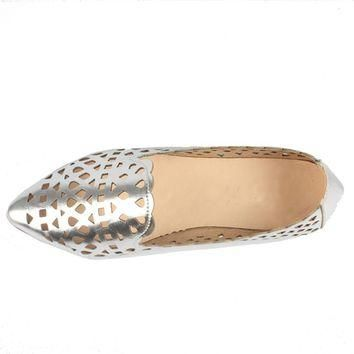 new Summer style Women Flats Round Toe Shoes size 678