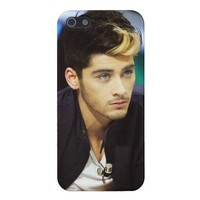 Zayn Malik Blue Eyes Phone Case Covers For iPhone 5 from Zazzle.com
