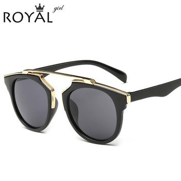 Women's Sunglasses mirrored shades cat eye