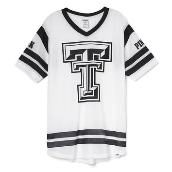 Texas Tech University Campus Jersey - PINK - Victoria's Secret
