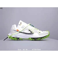 OFF-WHITE x Nike Zoom Terra Kiger 5 Joint Running Shoes #2