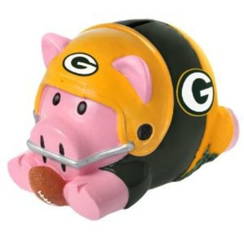 NFL Green Bay Packers Action Piggy Bank