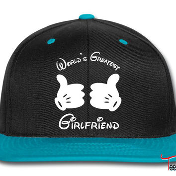 world's greatest girlfriend Snapback