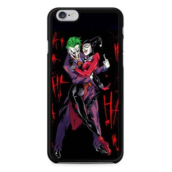 Harley Quinn And Joker iPhone 6/6s Case