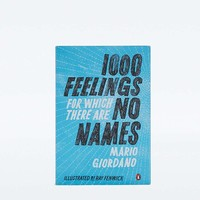 1,000 Feelings for Which There Are No Names - Urban Outfitters