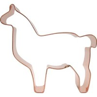 CopperGifts: Llama Cookie Cutter