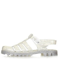 HUEY2 Maxi Jelly Sandals by JuJu