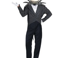 Jack Skellington Adult Halloween Costume