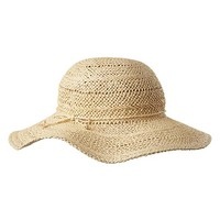 Gap Baby Straw Sun Hat Size 0-6 M - Natural