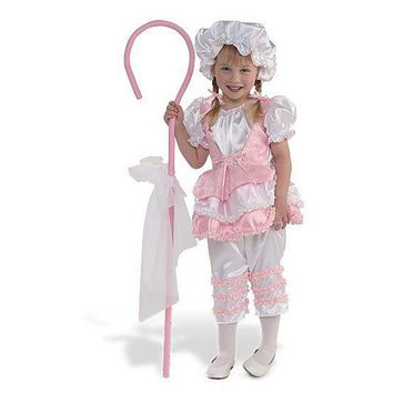 Little Bo Peep Costume - Toddler (Pink)