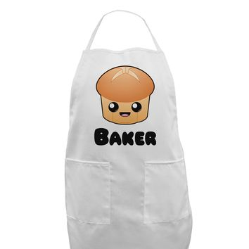 Baker Cute Roll Adult Apron