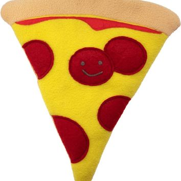 Huggable Pizza Slice - Heats in Microwave to Keep You Warm