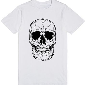 Skull tee | T-Shirt | SKREENED