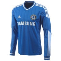 Chelsea Jersey Home Long Sleeve 2013 2014