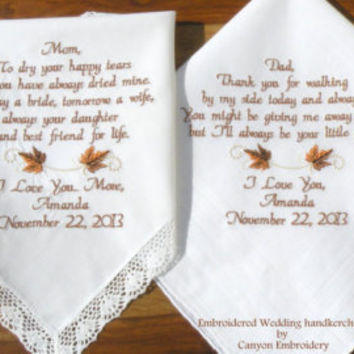 Personalised Wedding Gifts For Parents : Dad Custom Personalized Wedding Gifts for your parents on your wedding ...