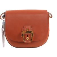 Paula Cademartori Brown Shoulder Bag