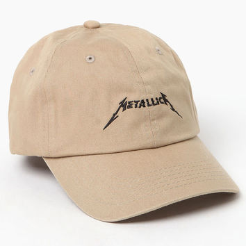 BRAVADO Metallica Tan Dad Hat at PacSun.com