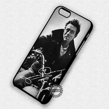 Signature James Dean - iPhone 7 6 Plus 5c 5s SE Cases & Covers
