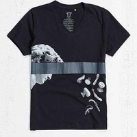 Tee Library Mini V-Neck Tee