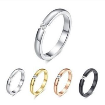 Fashion Couple Ring