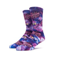 HUF | RABBIT HOLE CREW SOCK