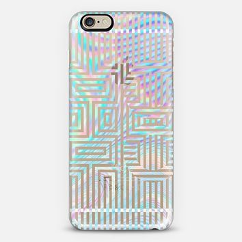 iridescent xoxo iPhone 6 case by Marta Olga Klara | Casetify