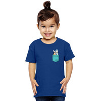 I Got Rick And Morty In My Pocket Toddler T-shirt