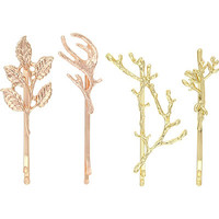 Capelli New York Gold Hair Bobby Pins Combo | Ulta Beauty