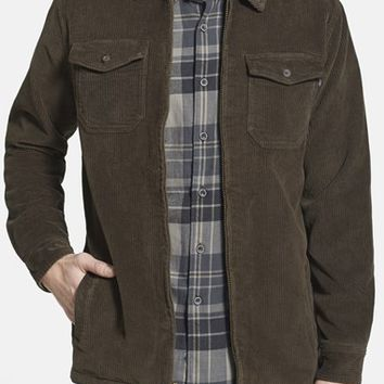 Men's Jack O'Neill 'Sea Minded' Regular Fit Corduroy Shirt Jacket,