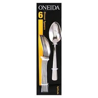 Oneida Aptitude Dinner Spoon Set of 6 : Target