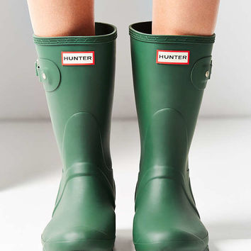 99eff57b6 Hunter Original Short Rain Boot - Urban from Urban Outfitters